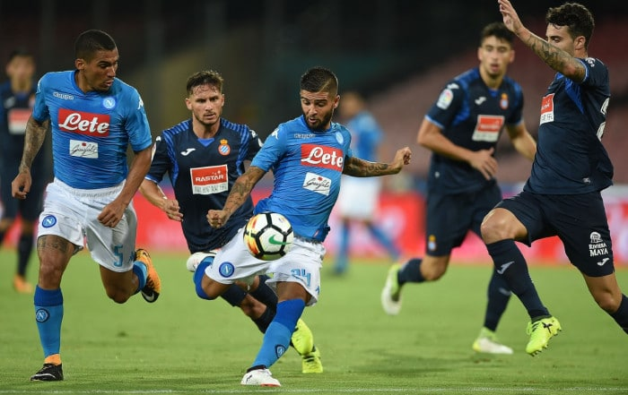 Napoli Fotboll Serie A